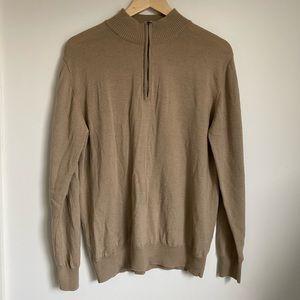 Fields Classic men merino wool sweater jumper M